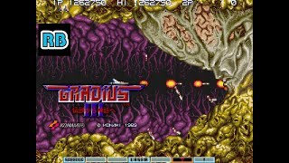 1989 [60fps] Gradius III 1305860pts edit Loop3-1