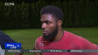 NIGERIA: Amateur rugby players train hoping to qualify for World Cup