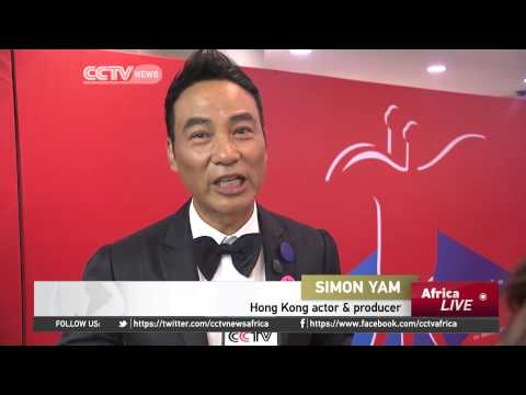 International stars attend Shanghai Film Festival event