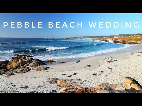 Quaid wedding on Pebble Beach