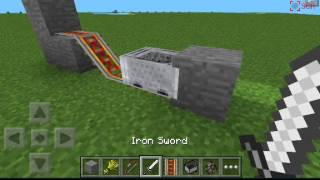 Как сделать машину в Minecraft pe 0.8.0(Я тут http://vk.com/id228614985., 2014-01-25T16:24:28.000Z)