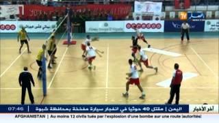 رياضة : البرج يتوج بكأس الجزائر لكرة الطائرة للمرة السادسة