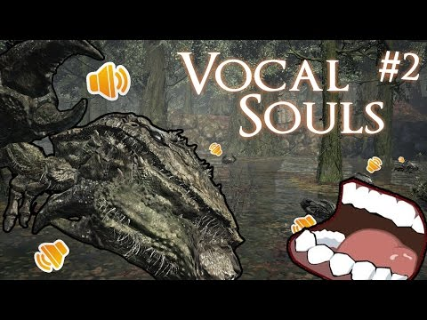 So I replaced ALL sounds in Dark Souls 3 with my Voice... (Vocal Souls #2)