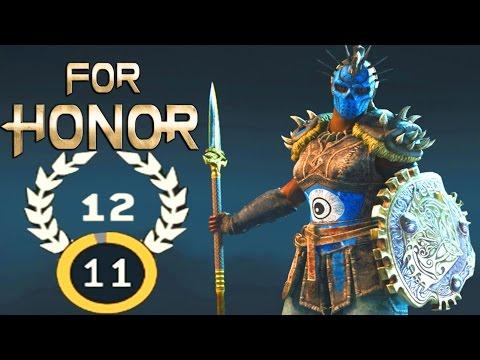 For Honor - PRESTIGE 12 VALKYRIE! - NOWHERE TO RUN LAWBRINGER!