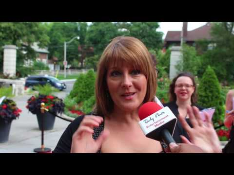 """Chat w Michelle Wright at Canada's Walk Of Fame """"Music Under The Stars"""" Fundraiser"""