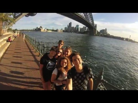 Sydney trip, Rotary Youth Exchange