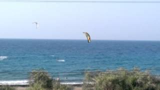 Vakantie villa Cyprus kitesurfen
