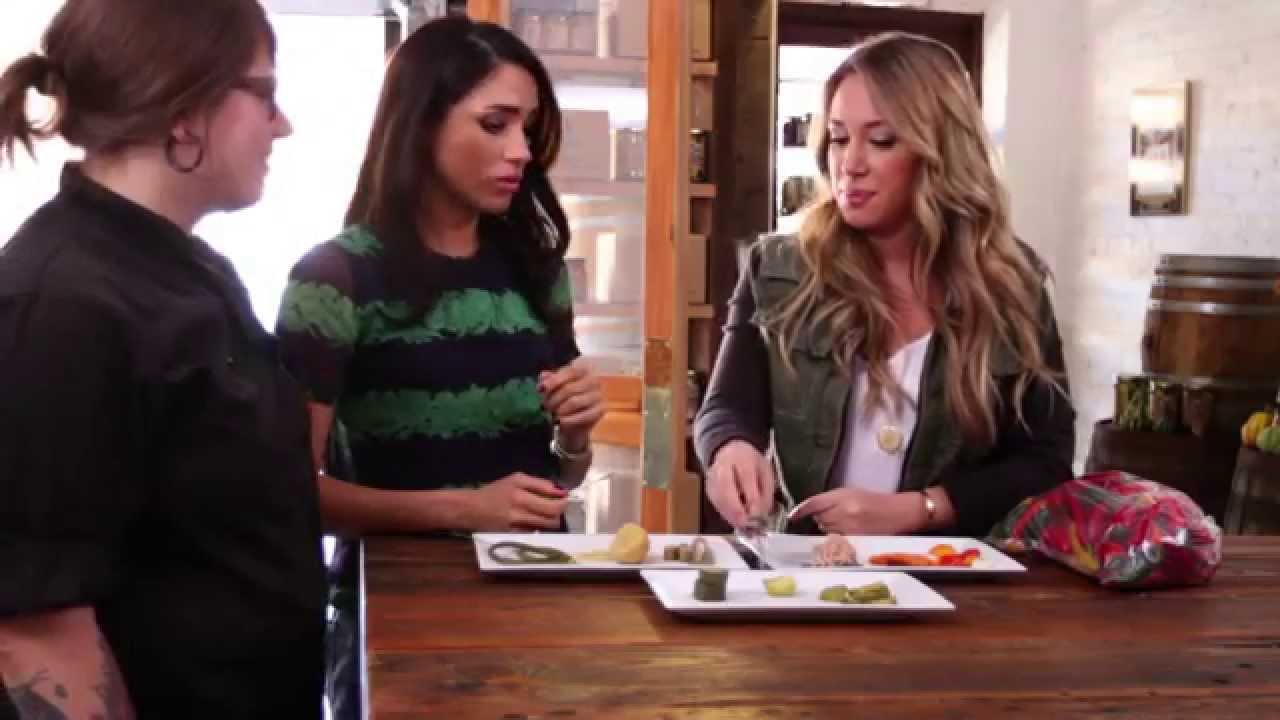 A Pickled Taste of Brooklyn - Haylie Duff's Real Girl's ...
