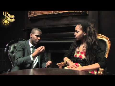 Ushine Ishine Interview Young Journalist Daniel James Henry