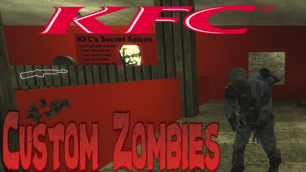 KFC IN WORLD AT WAR CUSTOM ZOMBIES??? - Call of duty World at war zombie Kfc Waw Custom Zombie Maps on cod ghosts maps, waw hacks, waw call of duty, black ops zombies custom maps, call of duty custom maps, waw mods, waw zombies der riese, waw zombies first map, waw zombie glitches for xbox 360, waw zombie guns, waw cod, aw all cod maps, waw thompson,