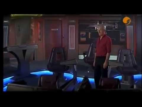Picard rastet aus
