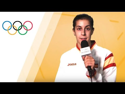 Carolina Marin wants to play Rafael Nadal at Badminton | Infrequently Asked Questions