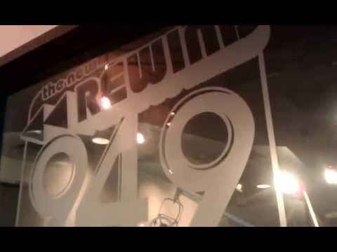 Rewind 94.9 FM Lobby Reception Area- Cincinnati, Oh