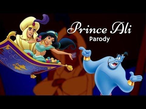 Prince Ali! Parody, Aladdin