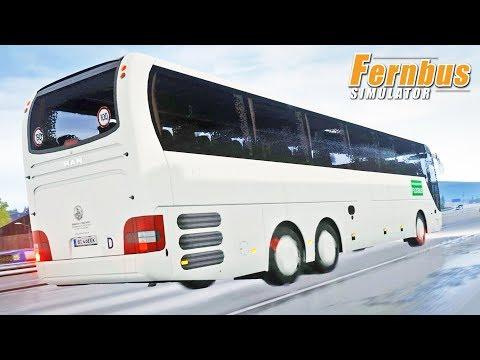 Fernbus Simulator - Rainy Evening