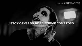 Motionless In White - Holding on to smoke [Sub Español]