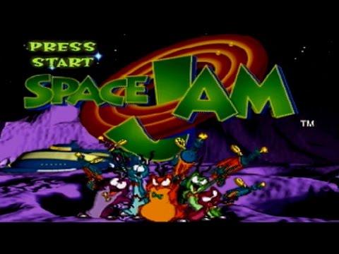 Space Jam Longplay Sega Saturn