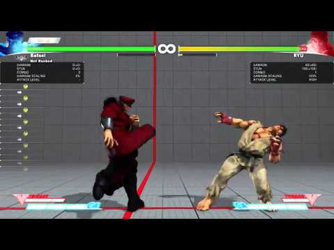 SFV: How to play M. Bison