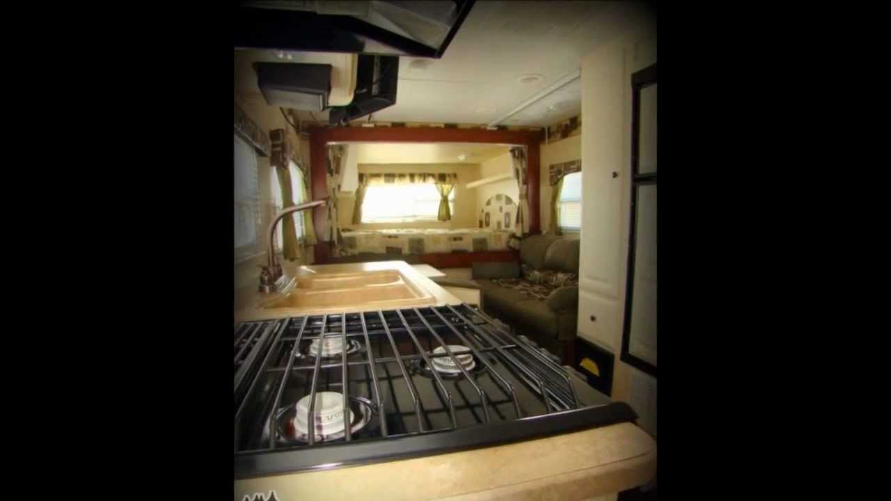 2009 Outback 21 Rs By Kestone Rv Used Travel Trailer Lerch