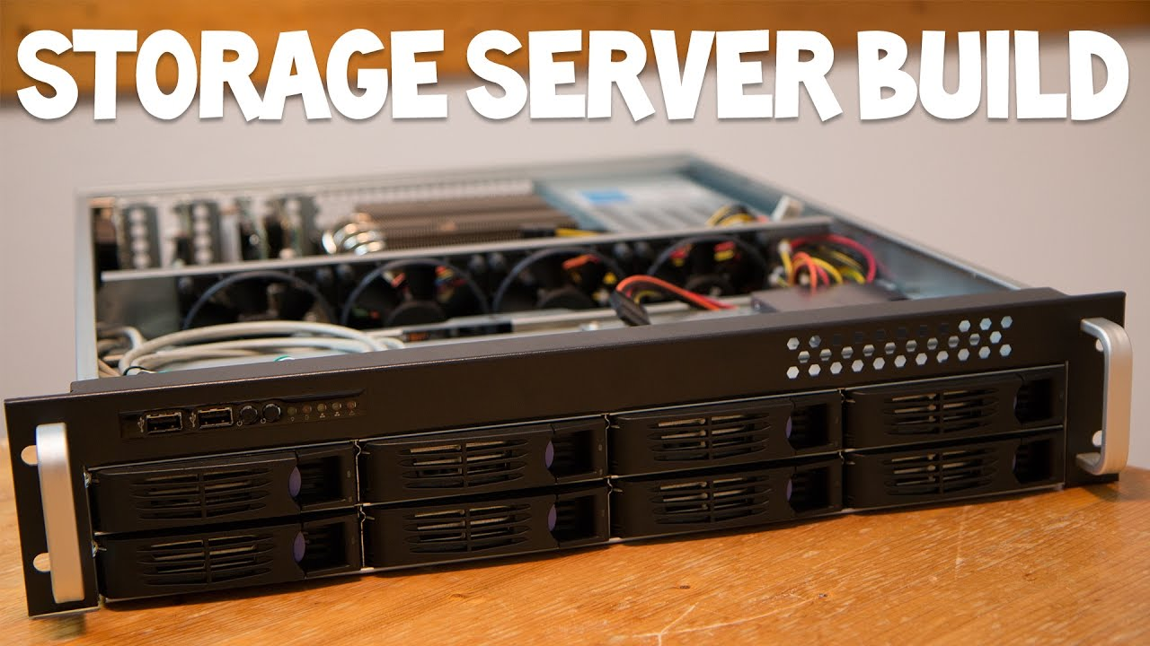 Gut gemocht Unraid Storage Server Build [Deutsch/German] - Unraid Homeserver KK38