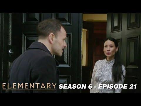 Elementary: 6x21 – Sherlock & Watson Start Fresh