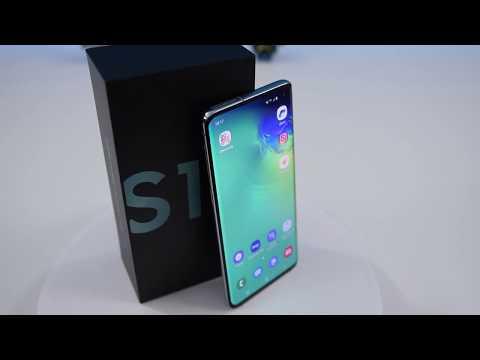 Samsung Galaxy S10 Солидно, но хотелось бы большего!