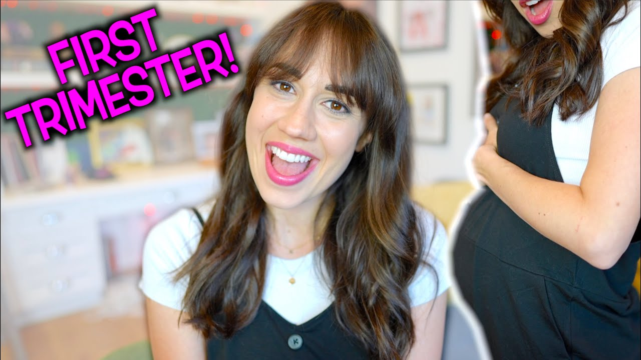 MY FIRST TRIMESTER WITH TWINS! Symptoms, Genders, Favorite Products, etc!