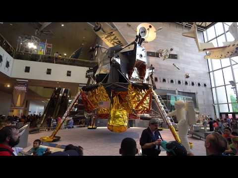 Air & Space Museum Washington DC Guided Tour - 4K UHD