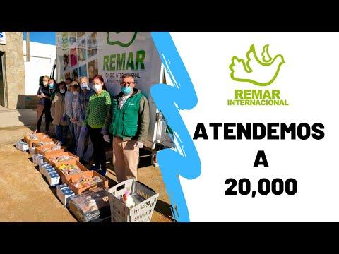 ¡Ya somos 20,000! //REMAR SOS MADRID