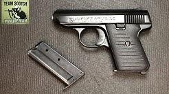 Jimenez JA-22 Pistol Review: Budget Self Defense