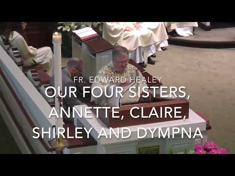 Our Four Sisters Annette, Claire, Shirley and Dympna