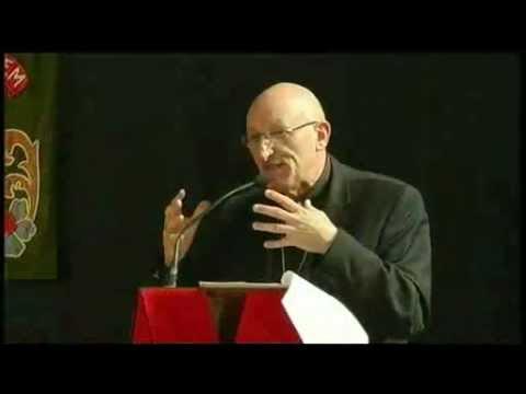Mons. Dominique Rey - El Bautismo