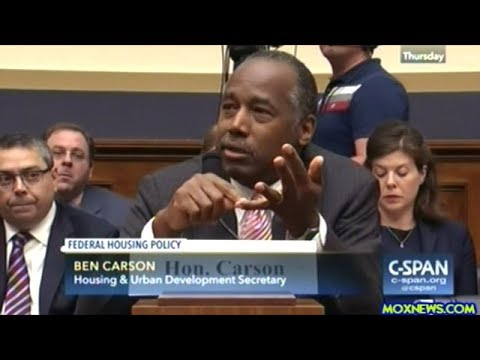 Housing Secretary Ben Carson Grilled By Republicans And Democrats At Congressional Hearing