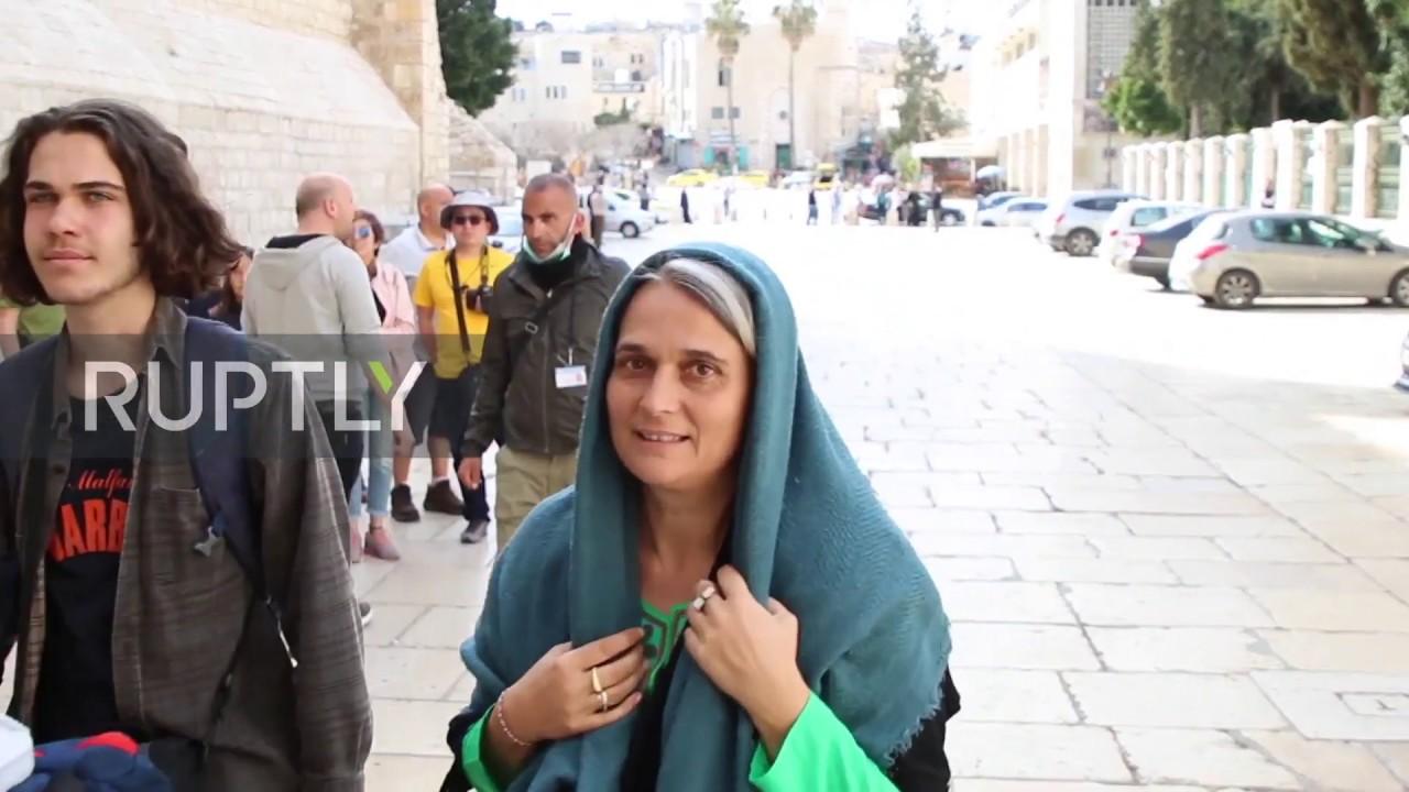 State of Palestine: Church of the Nativity closes as Coronavirus precaution
