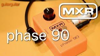 MXR Phase 90 Phaser Pedal M101