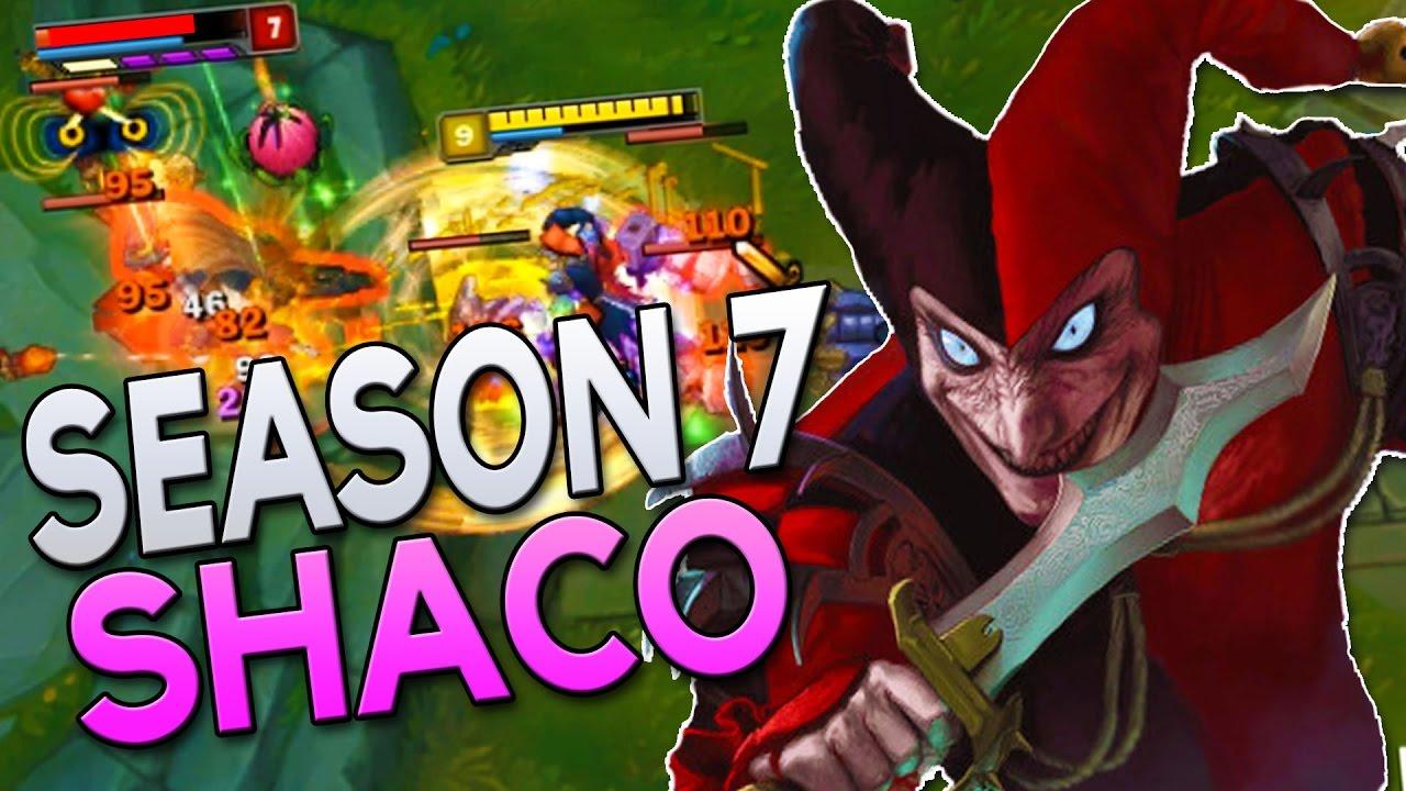 Shaco Build S7: How To Play Shaco In Season 7
