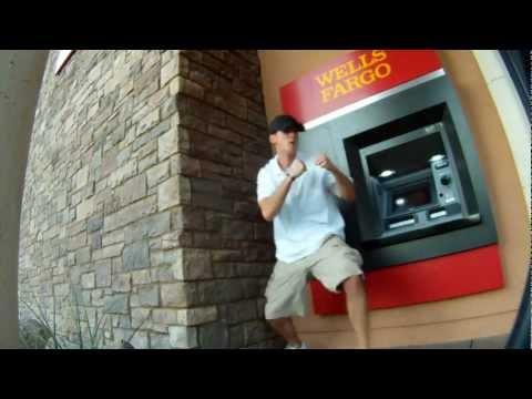 ATM Attack Robbery Krav Maga Fight