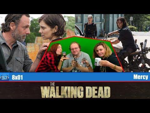 The Walking Dead 8x01 Mercy   Serienjunkies-Podcast