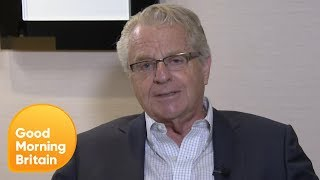 Jerry Springer on Donald Trump's Presidency | Good Morning Britain