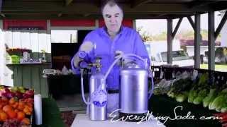 Seltzer carbonator for farmer'…