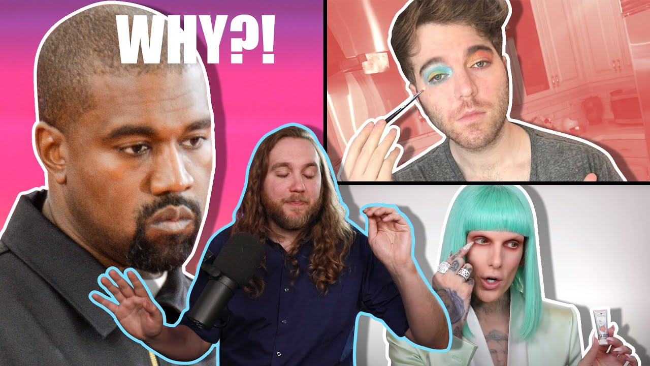 Kanye 2020??? Who Is He Trying to Hurt?? Also Shane Dawson and Jeffree Star (People Knew!)