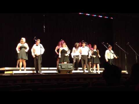 """""""Anyway You Want It"""" performed by the Lewis Cass High School Show Choir"""