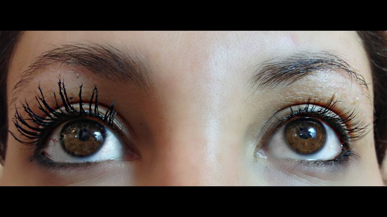 Review Demo Extensions Mascaras Better Than False Lashes Vs Loreal