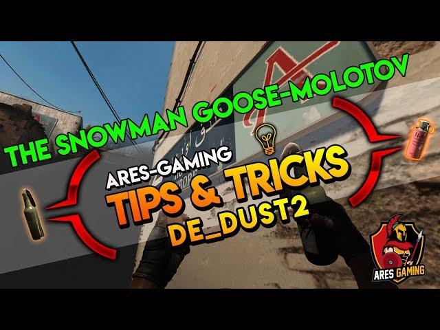 Tips & tricks: DE_DUST2