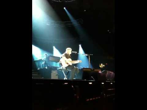Bob Seger, The Little Drummer Boy, DCU, Worcester, November 29, 2011