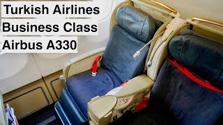 Ulasan Kelas Bisnis Turkish Airlines - Airbus A330 - Izmir (ADB) ke Istanbul (IST)