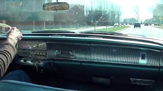 Test drive of 1964 Imperial Crown four door hardtop