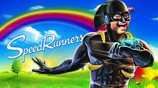 RUNNING IN MY SEXY TIGHTS!! Speed Runners Funny Moments