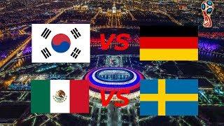MM-Kisat 2018 Fifa 18 | Osa 17 F-Lohkon Lopetus