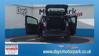 18 Reg Ford B-MAX Diesel Hatchback 1.5TDCi Zetec Navigator 5dr